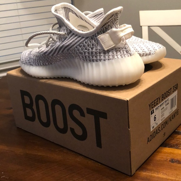 383f703f84eae Yeezy Boost 350 V2 Static Non-Reflective